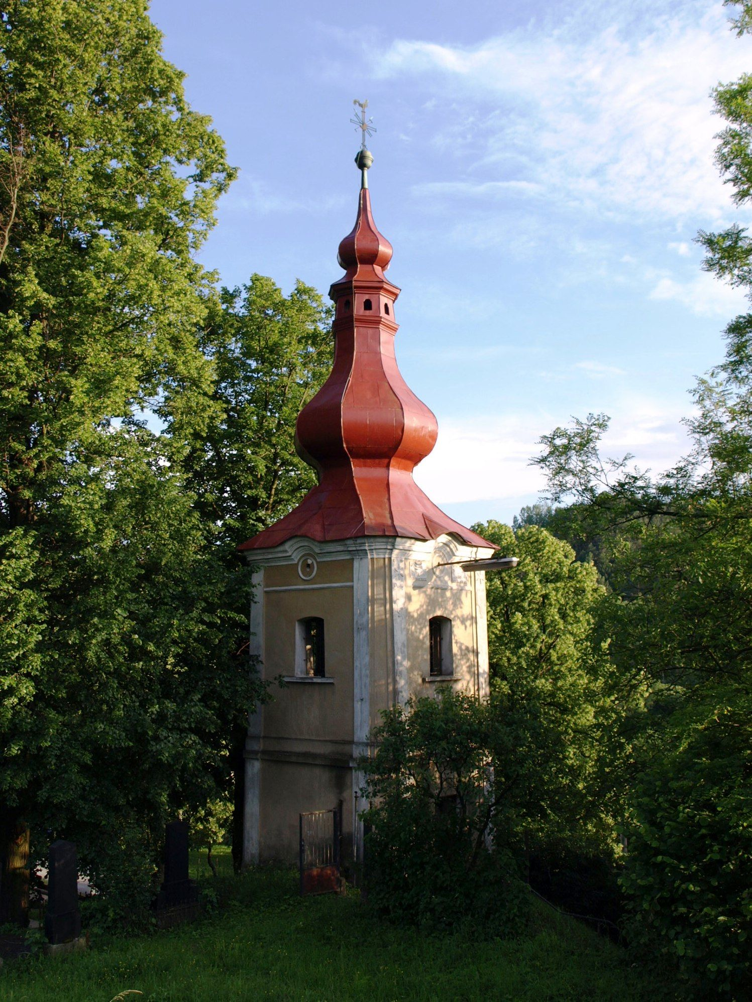 Zvonica v Záriečí